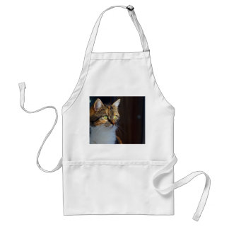 Eyes Wide Open Adult Apron