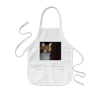 Eyes Wide Open Kids' Apron