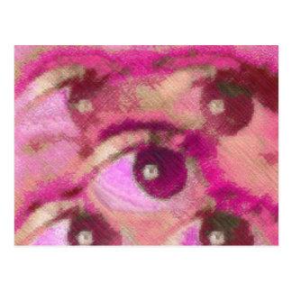 eyesapipearta1a7 postcard