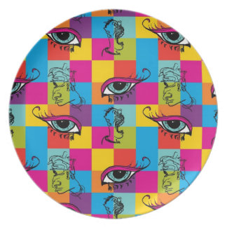 Eyescream Plate