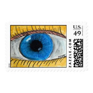 eyesight postage