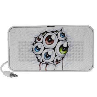 Eyesore Notebook Speakers