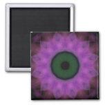 Eyesore Purple Evil Eye Fridge Magnets