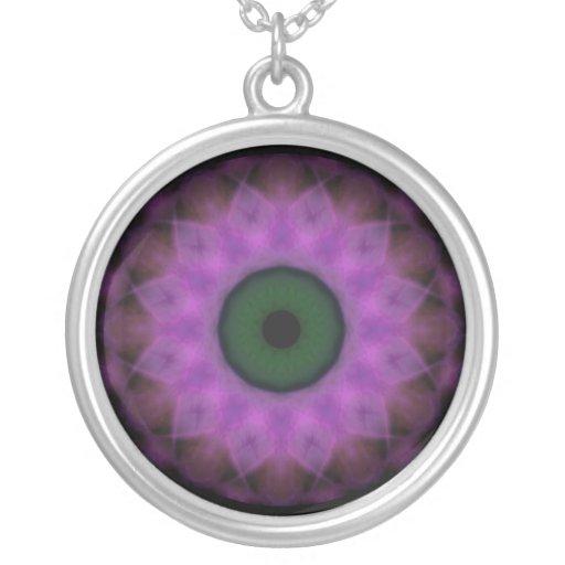 Eyesore Purple Evil Eye Jewelry