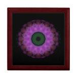 Eyesore Purple Evil Eye Jewelry Box