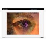 EyeStar Calcomanía Para 38,1cm Portátil