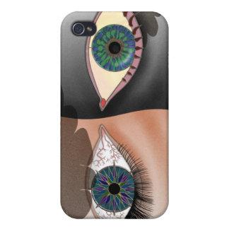 """Eyewitness"" iPhone 4 case"