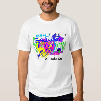 Eyezars4junkanoo T Shirt