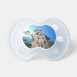 Eygpt Gnome Pacifier