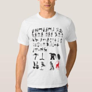 eygpt tshirt by rogers bros