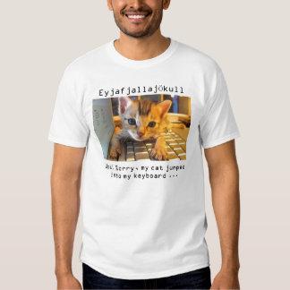 Eyjafjallajökull T Shirt