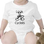 Eylook para los ciclistas traje de bebé