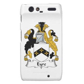 Eyre Family Crest Droid RAZR Cover