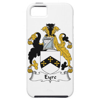 Eyre Family Crest iPhone 5 Cases