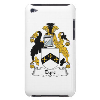 Eyre Family Crest iPod Touch Cases