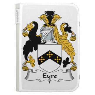 Eyre Family Crest Kindle 3G Covers