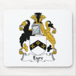 Eyre Family Crest Mouse Mats