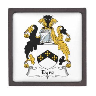 Eyre Family Crest Premium Gift Boxes