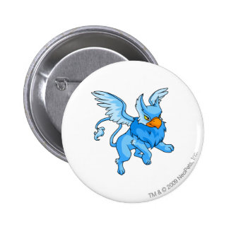 Eyrie Blue Button