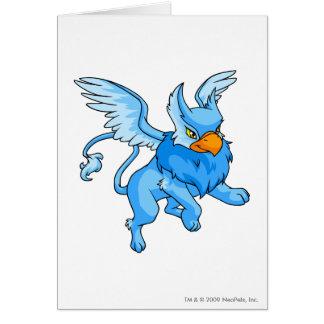 Eyrie Blue Card
