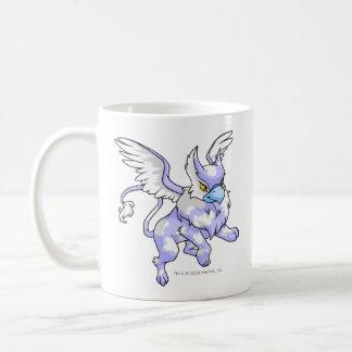 Eyrie Cloud Classic White Coffee Mug