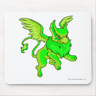 Eyrie Glowing Mouse Pad