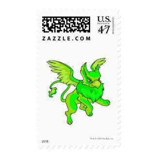 Eyrie Glowing Postage