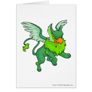 Eyrie Green Card