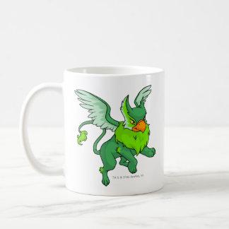 Eyrie Green Coffee Mug