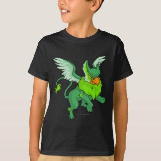 Eyrie Green T-Shirt