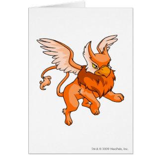 Eyrie Orange Card