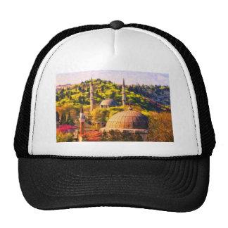 Eyup Sultan Mosque Trucker Hats