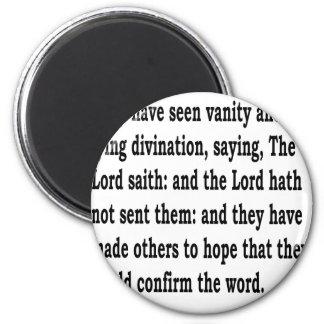 Ez. 13:6 magnet
