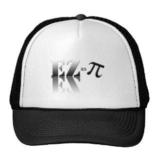 EZ as Pi Trucker Hat