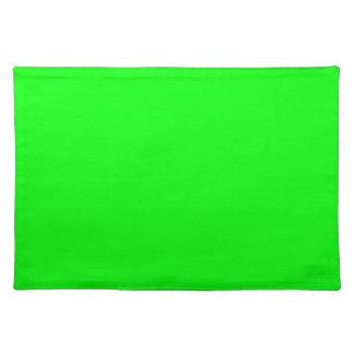 EZ-C Bright Green Placemat