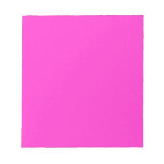 EZ-C Bright Pink Notepad