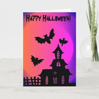 Ez Doodle Halloween Card 2 card