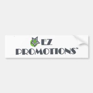 EZ Promotions Products Bumper Sticker