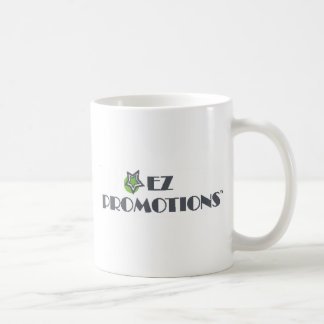 EZ Promotions Products Classic White Coffee Mug