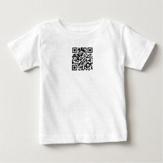 ez-QR templates Infant T-shirt