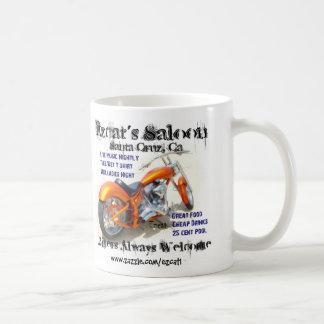Ezcat's Saloon Coffee Mugs