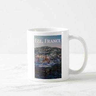 Eze, France mug