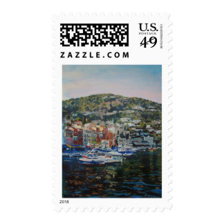 Eze, France Stamps