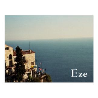 Eze Postcard