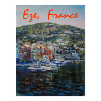Eze Postcards