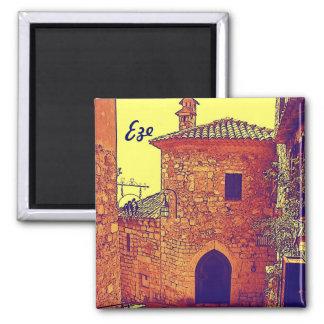Eze, Provence Magnet