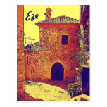 Eze, Provence Post Card