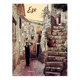 Eze Provence Postcards