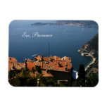 Eze, Provence view magnet