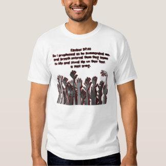 Ezekiel 37:10 t-shirt